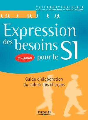 Téléchargez le livre :  Expression des besoins pour le SI