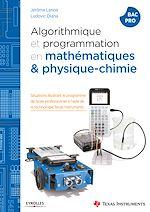 Téléchargez le livre :  Algorithmique et programmation en mathématiques et physique-chimie