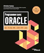Download this eBook Programmer avec Oracle