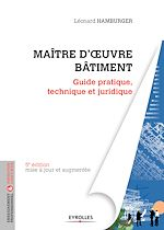 Download this eBook Maître d'oeuvre bâtiment