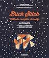 Brick stitch : méthode complète et motifs
