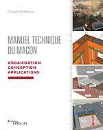 Download this eBook Manuel technique du maçon - Volume 2