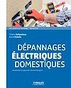 Télécharger le livre :  Dépannages électriques domestiques