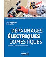 Download this eBook Dépannages électriques domestiques