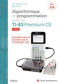 Téléchargez le livre :  Algorithmique et programmation avec la TI-83 Premium CE
