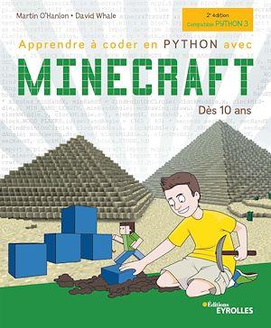 Téléchargez le livre :  Apprendre à coder en Python avec Minecraft
