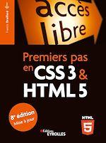 Téléchargez le livre :  Premiers pas en CSS3 et HTML5