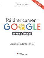 Download this eBook Référencement Google mode d'emploi