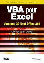 Download this eBook VBA pour Excel