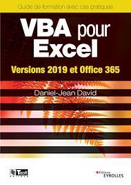 Téléchargez le livre :  VBA pour Excel