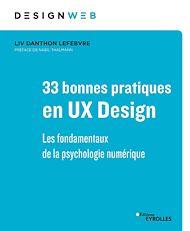 Téléchargez le livre :  33 bonnes pratiques en UX Design