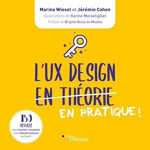 Téléchargez le livre :  L'UX Design en pratique !