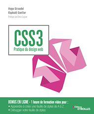 Téléchargez le livre :  CSS3 - Pratique du design web