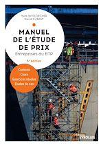 Téléchargez le livre :  Manuel de l'étude de prix