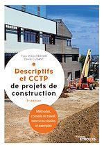 Téléchargez le livre :  Descriptifs et cctp de projets de construction