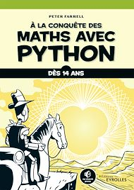 Téléchargez le livre :  À la conquête des maths avec Python