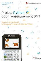 Download this eBook Projets Python pour l'enseignement SNT