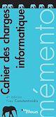 Télécharger le livre : Mémento - Cahier des charges informatique