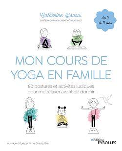 Mon cours de yoga en famille