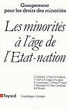 Télécharger le livre :  Les Minorités à l'âge de l'Etat-nation