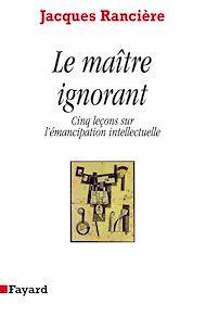Téléchargez le livre :  Le Maître ignorant