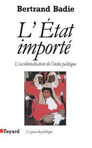 Téléchargez le livre :  L'Etat importé