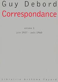 Téléchargez le livre :  Correspondance - volume 1