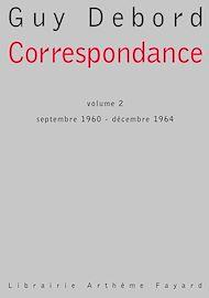 Téléchargez le livre :  Correspondance