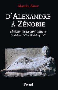 Téléchargez le livre :  D'Alexandre à Zénobie