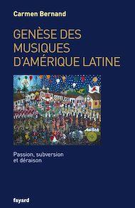 Téléchargez le livre :  Genèse des musiques d'Amérique latine