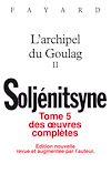 Télécharger le livre :  Oeuvres complètes tome 5 - L'Archipel du Goulag tome 2