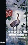 Télécharger le livre :  Le mystère du jardin chinois