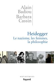 Téléchargez le livre :  Heidegger. Les femmes, le nazisme et la philosophie