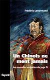 Télécharger le livre :  Un Chinois ne ment jamais