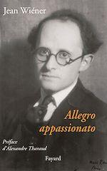 Download this eBook Allegro appassionato