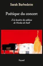 Download this eBook Poétique du concert