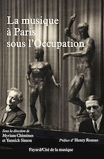 Download this eBook La musique à Paris sous l'Occupation