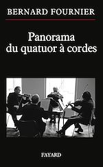 Download this eBook Panorama du quatuor à cordes