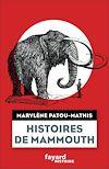 Télécharger le livre :  Histoires de mammouth