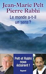 Download this eBook Le monde a-t-il un sens ?