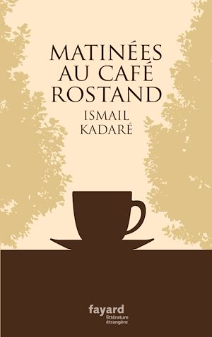 Matinées au café Rostand : récits