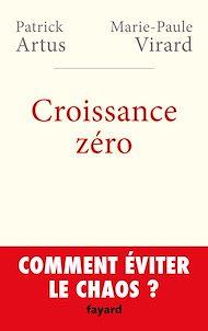 Téléchargez le livre :  Croissance zéro, comment éviter le chaos?