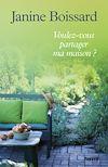 Télécharger le livre :  Voulez-vous partager ma maison ?