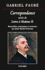 Download this eBook Correspondance de Gabriel Fauré