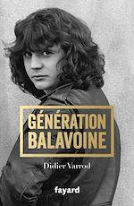 Download this eBook Génération Balavoine