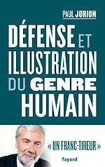 Download this eBook Défense et illustration du genre humain
