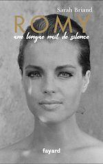 Téléchargez le livre :  Romy, une longue nuit de silence