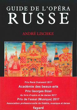 Download the eBook: Guide de l'opéra russe