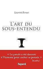 Download this eBook L'art du sous-entendu