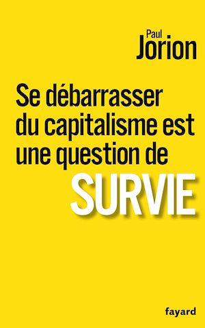 Image de couverture (Se débarrasser du capitalisme est une question de survie)